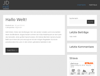 jdnet.de screenshot