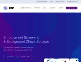 jdp.com screenshot