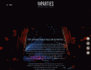 jdparties.co.uk screenshot
