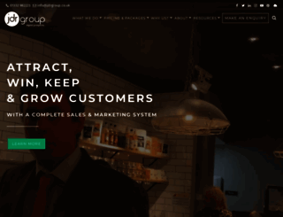 jdrgroup.co.uk screenshot