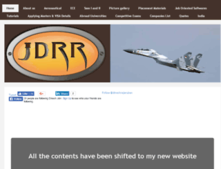 jdrr.yolasite.com screenshot