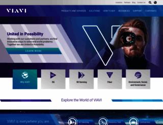 jdsu.com screenshot
