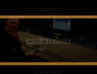 jdwood.de screenshot