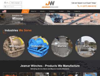 jeamar.com screenshot