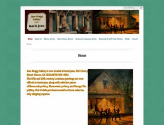 jeanbragg.com screenshot