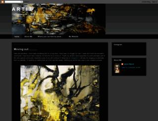 jeane-artit.blogspot.cz screenshot