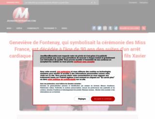 jeanmarcmorandini.com screenshot