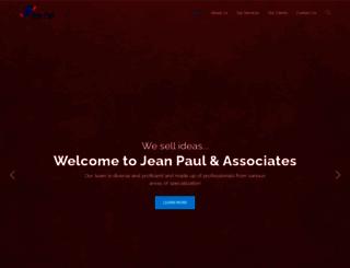 jeanpaulconsult.com screenshot