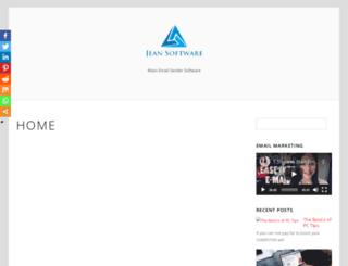 jeansoftware.com screenshot