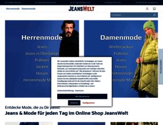jeanswelt.de screenshot