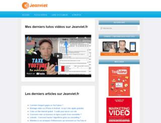 jeanviet.info screenshot