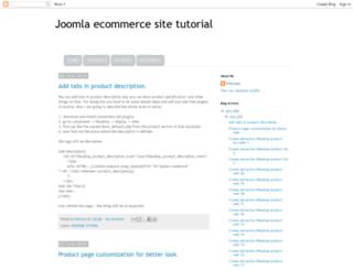 jectutorial.blogspot.com screenshot