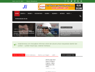 jedaindonesia.com screenshot