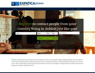 jeddahdating.expatica.com screenshot