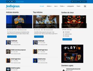jedisjeux.net screenshot