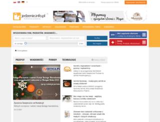 jedzenie.info.pl screenshot