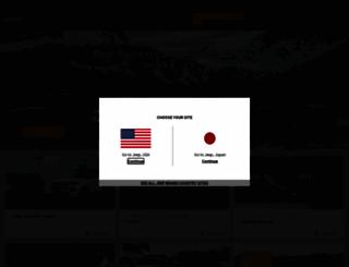 jeep-japan.com screenshot