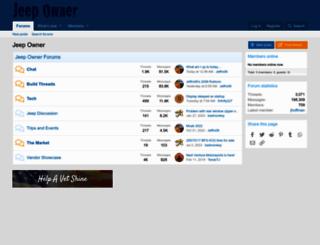 jeep-owner.com screenshot
