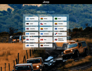 jeep.pe screenshot