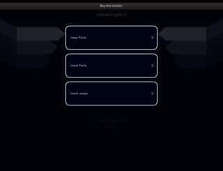 jeepwrangler.it screenshot
