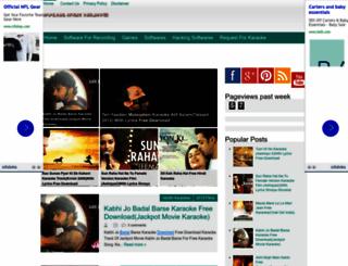 jeetkaraokes4u.blogspot.com screenshot