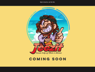 jeezit.com screenshot