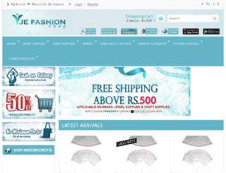 jefashionshop.com screenshot