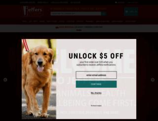 jefferspet.com screenshot
