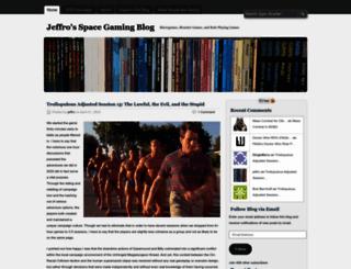 jeffro.wordpress.com screenshot
