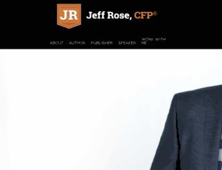 jeffrose.co screenshot