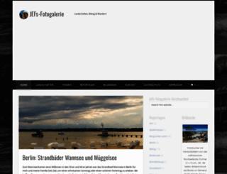 jefs-fotogalerie.de screenshot