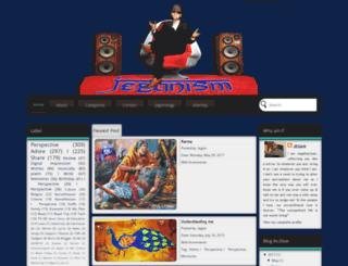 jegathpriyan.com screenshot
