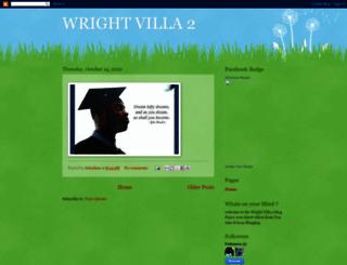 jehoshuawright.blogspot.com screenshot