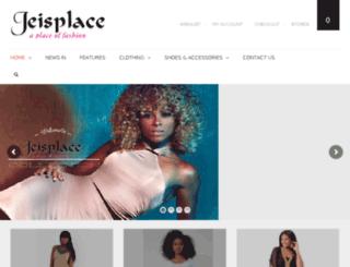 jeisplace.net screenshot