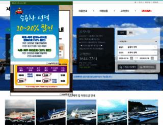 jejube.com screenshot