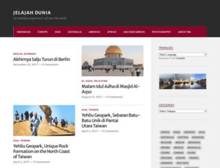 jelajahdunia.wordpress.com screenshot