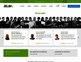jelba.nl screenshot