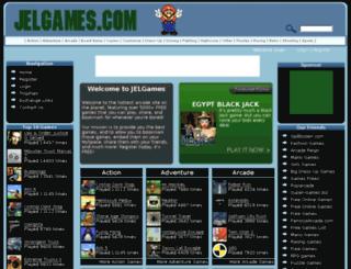 jelgames.com screenshot