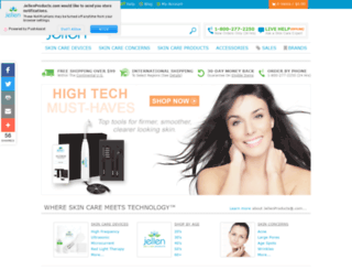 jellenproducts.com screenshot