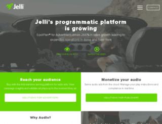 jelli.org screenshot