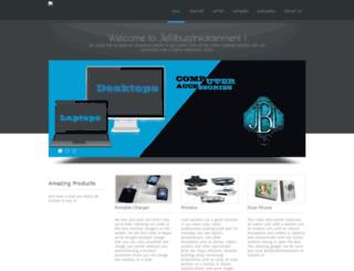 jellibuzzinfotainment.com.np screenshot