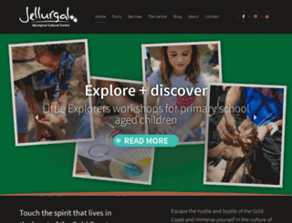 jellurgal.com.au screenshot