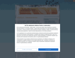 jelzofeny.blog.hu screenshot