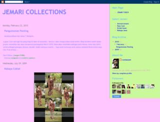 jemaricollections.blogspot.com screenshot