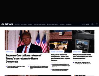 jemesleips.newsvine.com screenshot