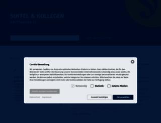 jen-anwalt.de screenshot