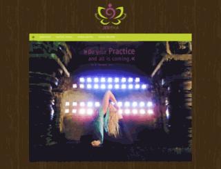 jen-yoga.de screenshot