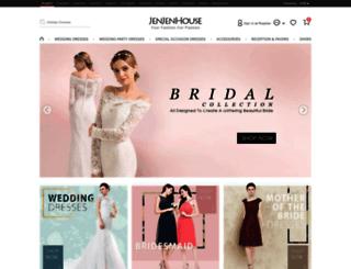 jenjenhouse.com screenshot