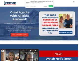 jenman.com.au screenshot