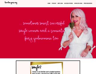 jennburton.com screenshot